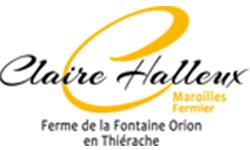 Claire Halleux - Ferme de la Fontaine Orion